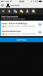 AceProject iOS9 UI2
